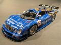 Mercedes-Benz CLK-GTR Team Original-Teile