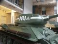 t-34  Imperial war museum London