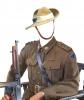 Captain 224th Bn. 9th Division AIF-Australian