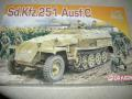 17 - SdKfz 251 C Dragon 172 2.000,- Ft