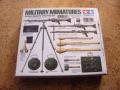 Military Miniatures I. Weapons