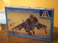 Harrier Italeri 1/72 2500FT