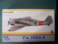 Fw-190A-8 Eduard Weekend Edition1-48