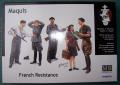 Maquis French Resistance Master Box 1-35