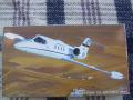 Learjet 1:48  USAF 4500ft