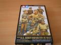 WWII U.S. Army infantry at rest (32552) 4000.-
