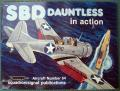 SBD Dauntless in action  1500.-
