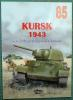 Kursk 1943 vol2 Wydawnictwo Militaria  1000.-