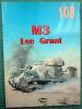 M3 Lee Grant Wydawnictwo Militaria  1000.-
