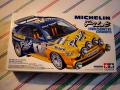 Tamiya Michelin Pilot Ford Escort Cosworth