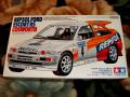 Tamiya Ford Escort Cosworth Repsol