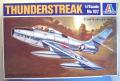 F-84F Thunderstreak Italeri 1-72