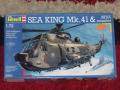 Revell Sea King Mk41 4000 Ft