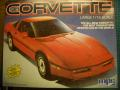 1/16 MPC 1984es corvette 14000ft+posta