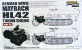 Maybach HL 42 TUKRM Engine for Sd.Kfz.251 or Sd.Kfz.11; maratás