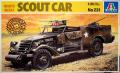 Scout car White M3A1