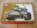 DSCN4857  Rare Esci battle tank 1/35 scale