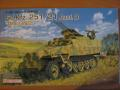 Dragon Sd.Kfz 251/21 Ausf. D Drilling: 8000.-