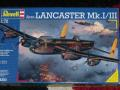 1/72 Revell Lancester 5500 Ft