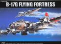 Academy 12490 - 1/72 B-17G Flying Fortress - 7000ft