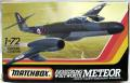 1/72 matchbox Meteor NF 11/13/14 3800 Ft