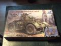 Bronco 1/35 Staghound Mk. I. + Royal Model 1/35 Staghound wheels  12.000,-