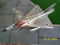 100_3995  Mirage IIIC 1/48 kész makett 1500.-