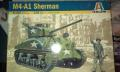 M4-A1 Sherman / 1:35 / 3700Ft  M4-A1 Sherman / 1:35 / 3700Ft