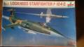 ESCI 4013 - 1/48 Lockheed Starfighter F-104 C - 3000ft