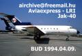 LRI-Aviaexpress HA-LRA