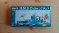Revell 1/1200 Duke of York 1000-