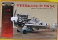 FM - ME-109 G6 detail  1/48 Me-109 G-6 detail set 4000.-Ft