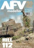 AFV Modeller Issue 53.jpeg  1500 HUF/db