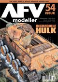 AFV Modeller Issue 54.jpeg  1500 HUF/db