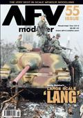 AFV Modeller Issue 55.jpeg  1500 HUF/db