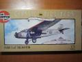 Airfix FORD 5-AT TRI-MOTOR 1/72 6000 ft