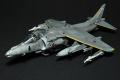 1/72 Airfix GR7/9 Harrier II  6000,-