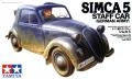 Tamiya Simca 5 German Staff Car