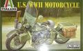 US WWII Motorcycle - 6000 Ft