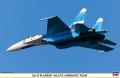 Su-27 Flanker 4th CTC Aerobatic team  1:72 7.000,- QB gyanta orral