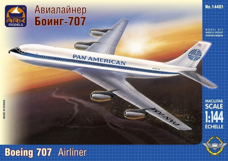 "283142137.ark-model-boeing-707-321-american-medium-haul-airliner-pan-am-1-144-ark14401  Az ""győztes"" kit"