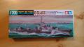 Tamiya 1/700 O-class destroyer -2 kit a dobozban- 2300 Ft
