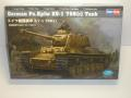 Hobby Boss 1/48 German Pz.Kpfw KV-1 756(r) Tank : 3000ft  Bontatlan