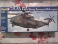 revell ch-54a 1:48  11000ft