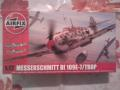 AIRFIX BF109 f-7 2500FT 1:72