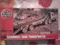 airfix 1:76 scamall tank transporter 2500ft