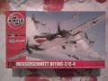 airfix bf 110c 1:72 3300ft