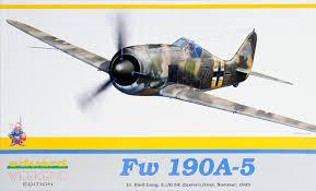 Fw 190 A5+Edu Fe398 6500Ft