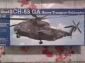 revell ch-54a 1:48  9500ft