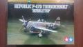 "Republic P-47D Thunderbolt ""Bubbletop"" (Tamiya 60770) - 4800"